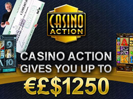 Casino Action and mobile pokies