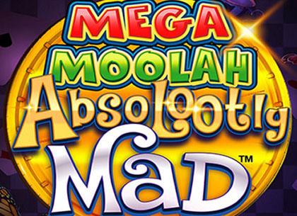 Mega Moolah's Absolootly Mad 2021