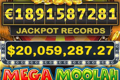 Winning jackpots on Grand Mondial and Zodiac