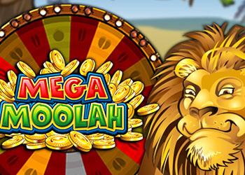 Mega Moolah series pokie games