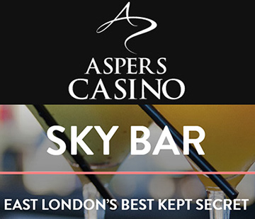 Aspers Stratford Casino is London's Largest Casino