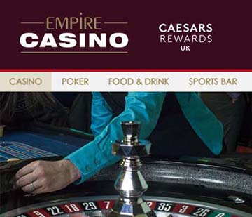 Empire Casino - A must-have for Blackjack and Roulette fans