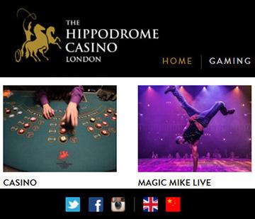 Hippodrome - The most prestigious London casino