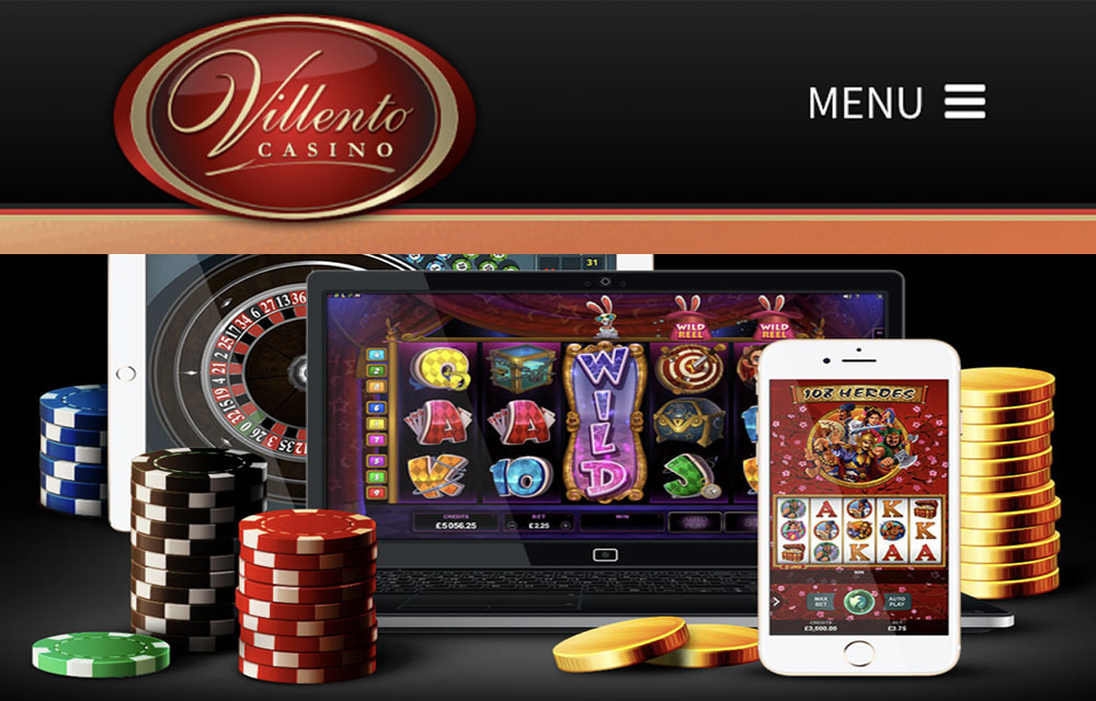 Villento Casino - A Website for London Players