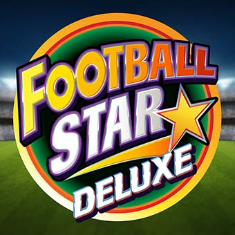 Football Star Deluxe game logo