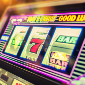 Slot machines - games that pay off big at casinos