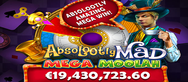 World mega win record slot machine