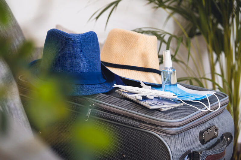 coronamaatregelen en reizen