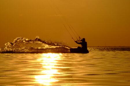 starten met kitesurfen