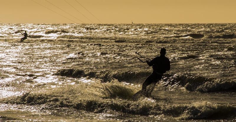 wat heb je nodig om te kitesurfen