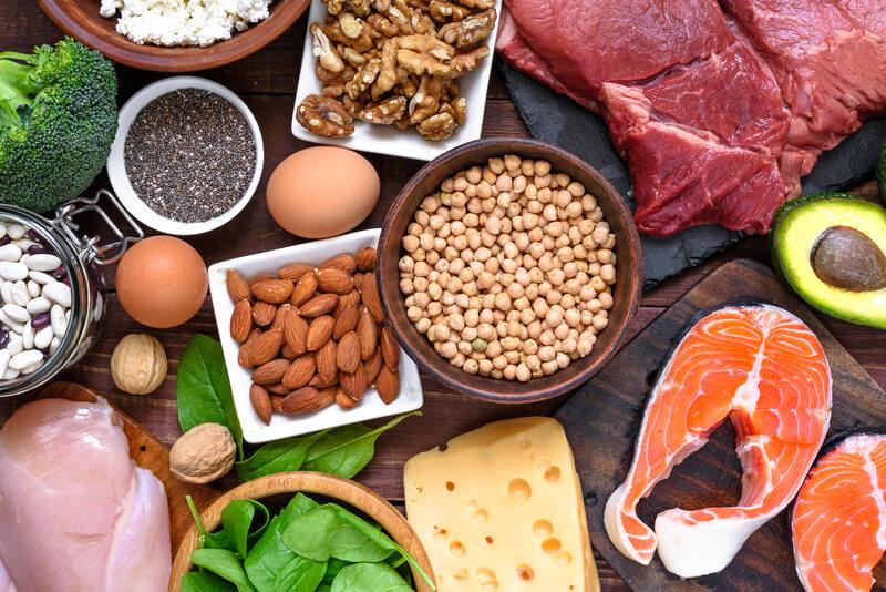 een-gebalanceerd-proteine-dieet