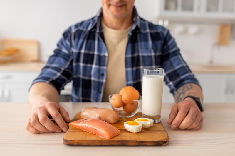 een-proteine-dieet