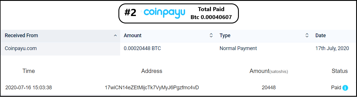 coinpayu payments
