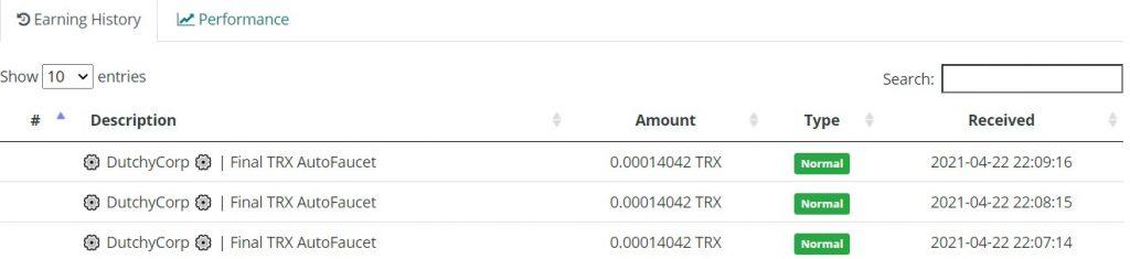 final autoclaim payout