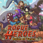 ROGUE HEROES: RUINS OF TASOS LAUNCHES ITS EPIC QUEST ON NINTENDO SWITCH™ AND PC TODAY!