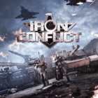 DOMINATE THE BATTLEFIELD IN 'IRON CONFLICT' ON JAN 8, 2021
