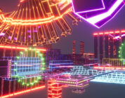 Physics-Based Neon Playground 'Kinetic Edge' Launches on Steam Today as Full 2021 Roadmap is Laid Out