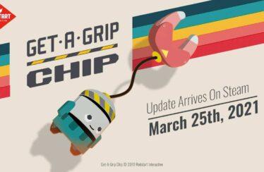 Get-A-Grip Chip Announcement Trailer