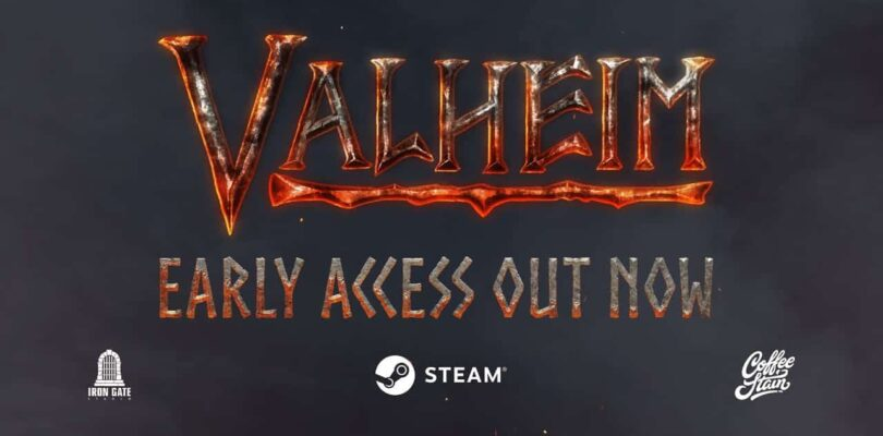 Valheim Release today with Roadmap!