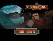 HAMMERTING NOW AWASH WITH CONTENT IN NEW 'FLUID UPDATE'
