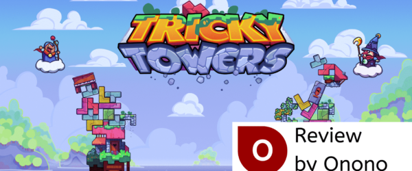 Tricky Towers Tricky Towers Review