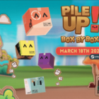 Get your tracking links ready! 'Pile Up! Box by Box' is out for delivery!