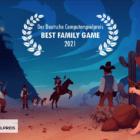 El Hijo – A Wild West Tale Wins Award at DCP 2021!