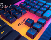Roccat expands its award-winning keyboard lineup with all-new Magma and Pyro RGB gaming keyboards