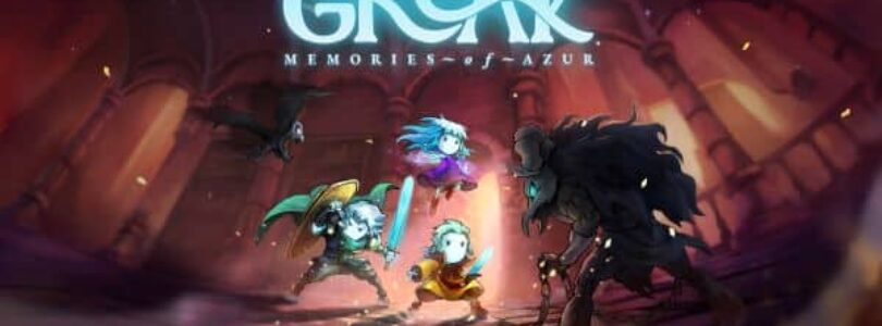 JOIN SIBLINGS GREAK, ADARA, AND RAYDEL ON A CAPTIVATING JOURNEY OF RESILIENCE AS NEXT-GEN ADVENTURE GREAK: MEMORIES OF AZUR LAUNCHES TODAY