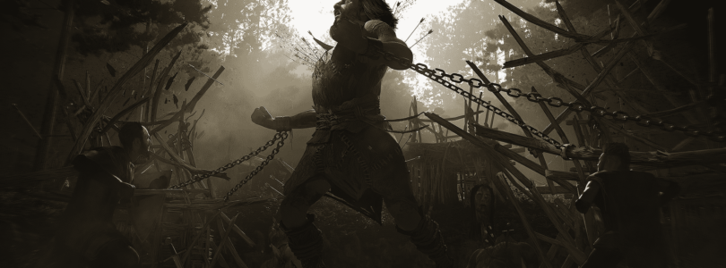 Giants Uprising Gameplay Teaser