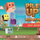"""Your parcel is due for delivery today – """"Pile Up! Box by Box"""" is out now!"""