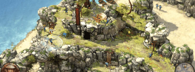 Shadow Tactics: Blades of the Shogun – Aiko's Choice   Gameplay Trailer