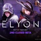 Elyon's 2nd Closed Beta Arrives With Twitch Drop and More!