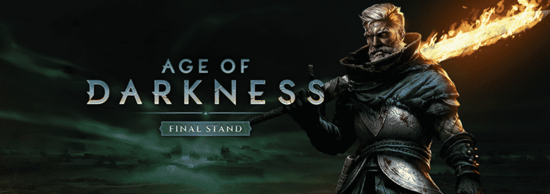 TEAM17 ANNOUNCES PARTNERSHIP WITH PLAYSIDE STUDIOS TO PUBLISH PUNISHING STRATEGY GAME AGE OF DARKNESS: FINAL STAND