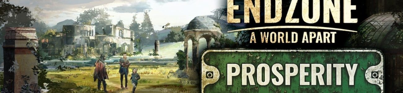 """Award-Winning City-Builder Endzone – A World Apart """"Prosperity"""" Expansion Gets Release Date"""