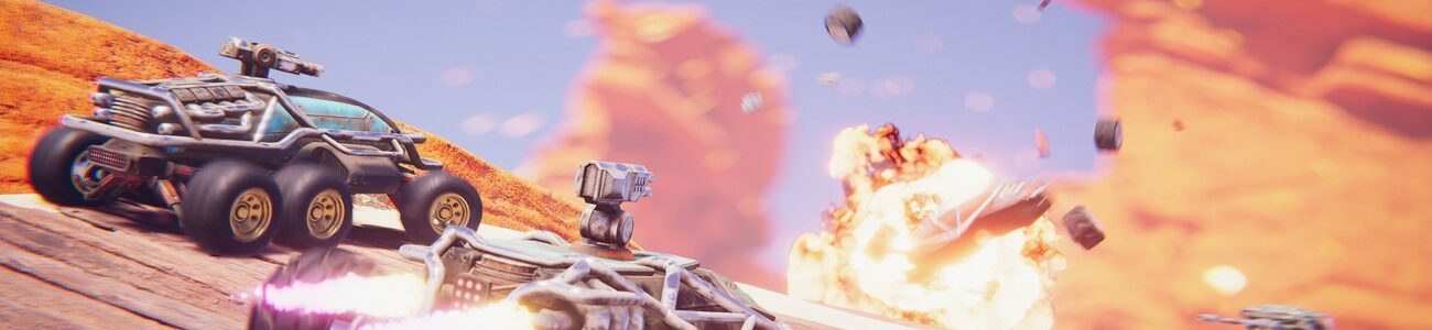 ACTION-PACKED VEHICLE COMBAT GAME KEO COMING TO STEAM EARLY ACCESS SEPTEMBER 23rd
