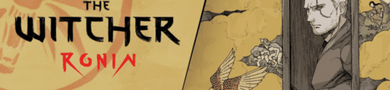 The Witcher: Ronin has arrived on Kickstarter