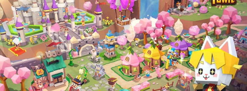 Farm, Trade, and Adventure with Friends in gamigo's upcoming mobile sim, Fantasy Town