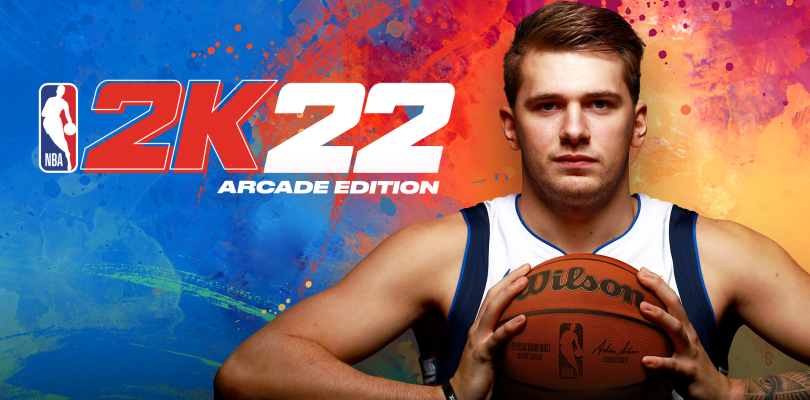 First Look at NBA® 2K22 Arcade Edition Coming Exclusively to Apple Arcade on October 19