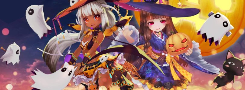 The Hauntings of Azuria corrupts Aura Kingdom with plenty of Halloween-themed content