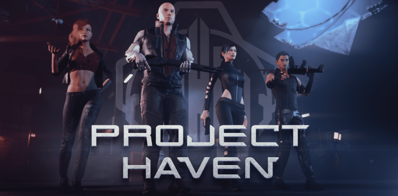 Project Haven, a classic 90s-style squad tactics with a modern twist, shoots its way to huge recognition at established game conference