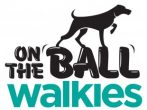 On The Ball Walkies Logo