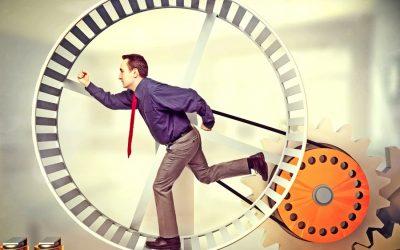 La inactividad estropea el cerebro