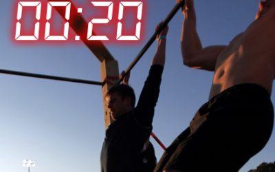 Intervalos Tabata: en forma en cuatro minutos