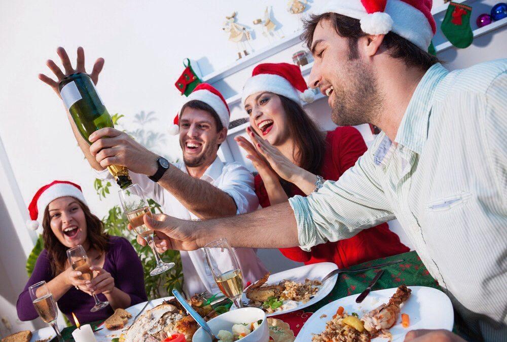 Para comer menos esta Navidad, come más