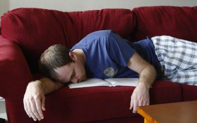 El arte de la siesta
