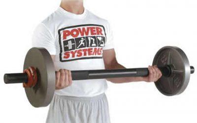Aumenta tu fuerza con la barra gorda