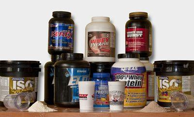 Batidos de proteínas, manual de uso