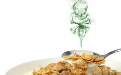 No a los cereales de desayuno
