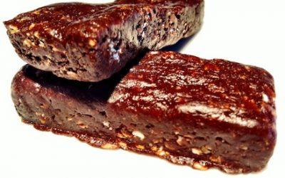 El gourmet saludable: barritas de proteínas caseras